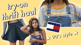 Gambar cover THE BEST THRIFT HAUL OF MY LIFE ✮☾ (try-on)