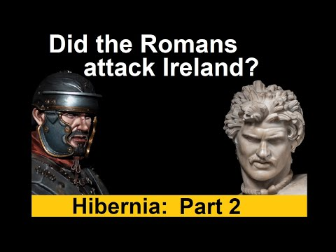 Did The Romans Attack Ancient Ireland?