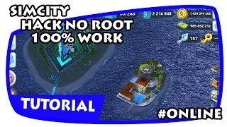 SimCity BuildIt Cheat No Root 100% Work
