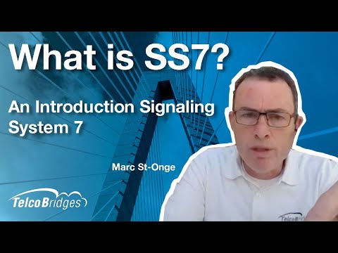 What is SS7?