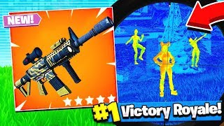 FORTNITE WALL HACKS! New Thermal Scope! (Fortnite Battle Royale)
