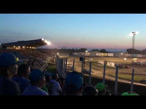 River Cities Speedway August 16 Feature