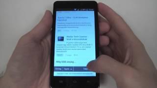 Prestigio MultiPhone 4505 DUO unboxing and review