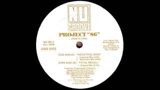 PROJECT 86 - INDUSTRIAL BASS (BACKROOM MIX)  1990