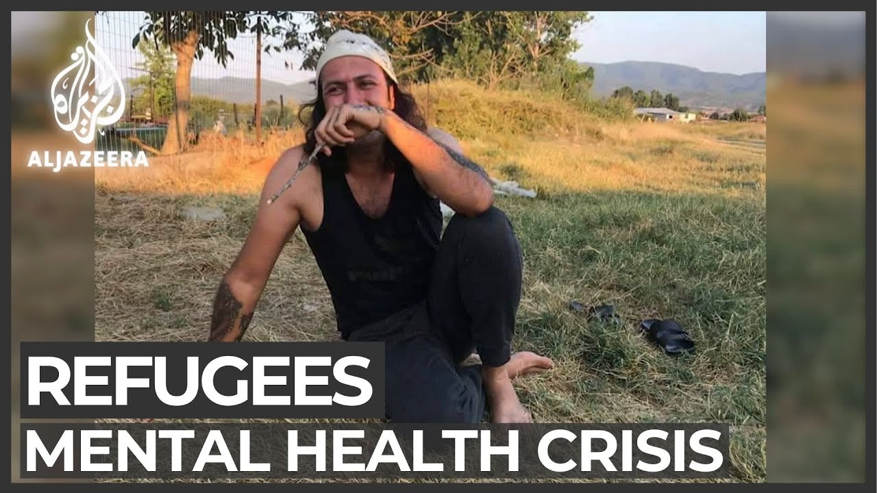 Refugees in Greece: Healthcare cuts expose mental health crisis