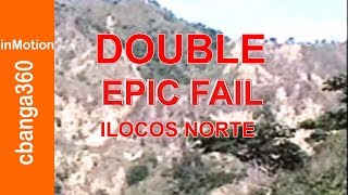 Double EPIC FAIL in Ilocos Norte