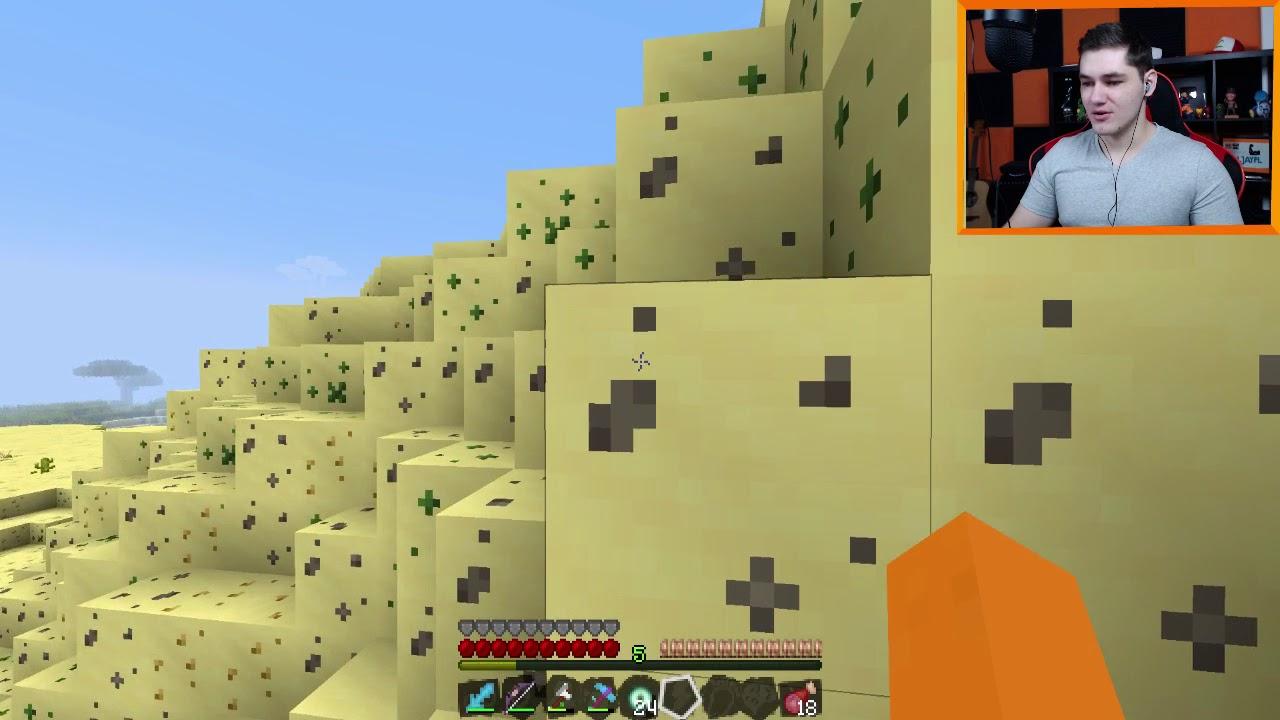 """Minecraft #274 –  """"Znalazłem twierdzę, ale boję się wejść?!"""""""