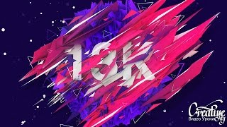 13K Cinema 4D Speed ART