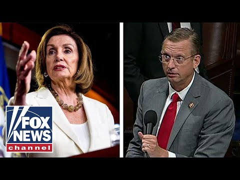 House tensions erupt as Collins accuses Pelosi of crossing line