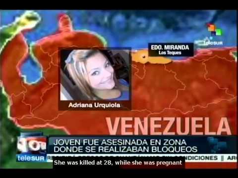 Venezuela: Pregnant woman shot dead in protests