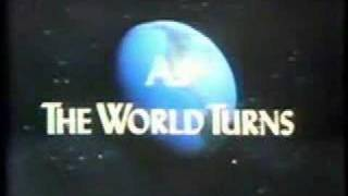 As The World Turns - Early 80s Opening Theme