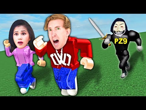 PZ9 HACKED US IN ROBLOX! Spying on Hacker Best Friend Hiding