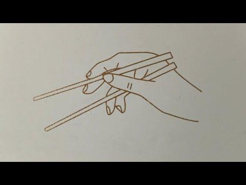 Видео: Почему миллиарды людей все еще едят палочками