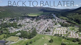Back to Ballater