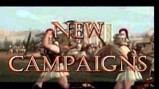 CDSAMPLE Windows98 - Age of Empires - The Rise of Rome expansion