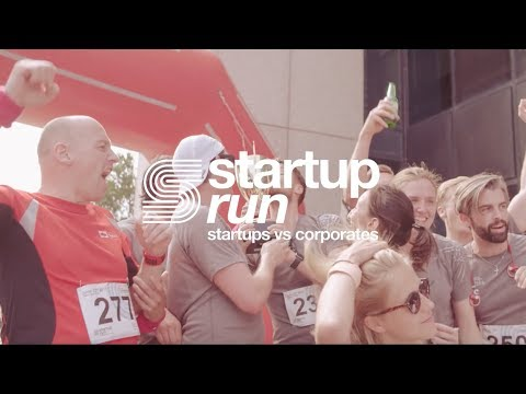 B . Amsterdam Startup run 2017 after movie