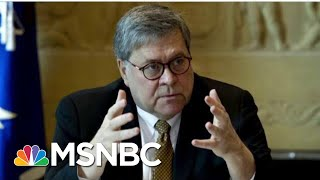 Trump Asked Australian PM To Help Barr, Guiliani Subpoenaed For Ukraine Docs | MTP Daily | MSNBC
