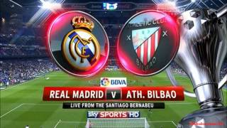real madrid vs athletic bilbao 5 1 17 11 2012 liga bbva