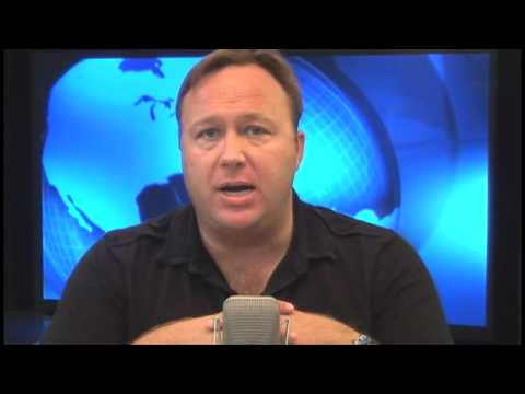 Alex Jones - Kansas City Federal Reserve Rant Part 2