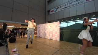 2014年8月9日、町田ターミナルプラザ『町田アイドルレボリューション』...
