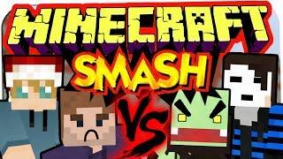 MINECRAFT: SMASH - VS. Ungespielt   Zombey   GLP   Maudado ☆ Let