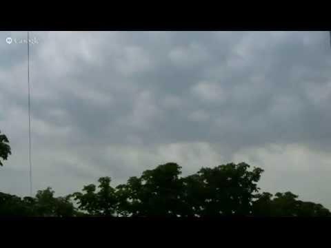 Thunderstorm in Illichivs'k live