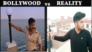 Bollywood vs Reality  Expectation vs Reality  music songs  By Hunter Boyzz