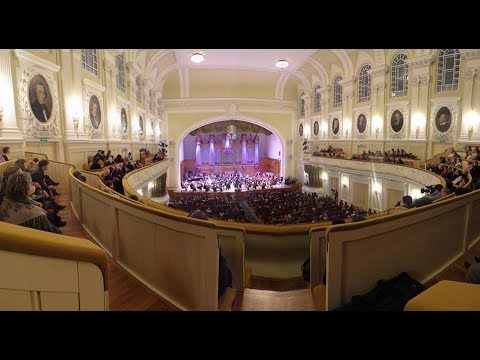 Aram Khachaturian: Symphony No.2 / Sergey Smbatyan & State Youth Orchestra of Armenia