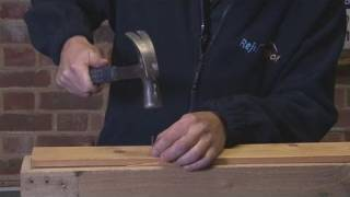 How To Hammer A Nail