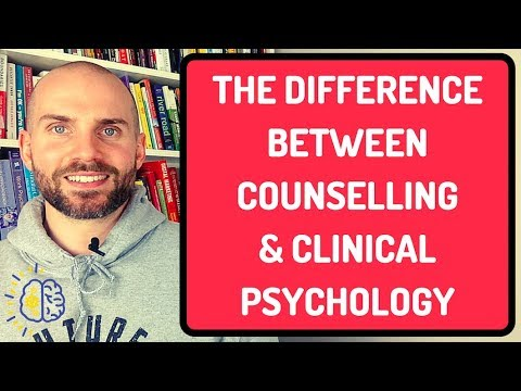 The Difference Between Counselling & Clinical Psychology