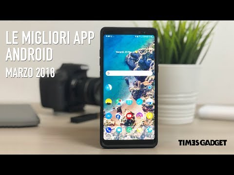 Le migliori app Android per ottobre 2018 from YouTube · Duration:  25 minutes 9 seconds