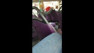 Bus Argument in Glasgow