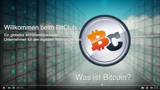 BitClub Network Präsentation - Deutsch - Bitcoin Info