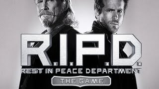 R.I.P.D. - Gameplay PC/HD