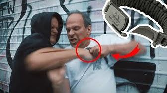 Illegales Survival Armband (verbotene Waffe) - BKA Feststellungsbescheid