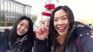 Brussels And Copenhagen (Christmas 2017)