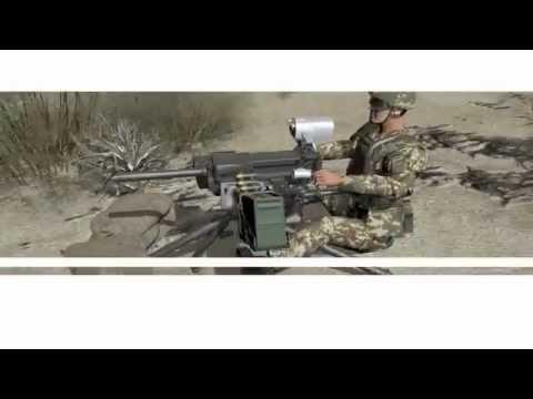 Rheinmetall 40mmx 53 HV Airburst Munition