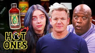 Download The Best Da Bomb Reactions of 2019 | Hot Ones Mp3 and Videos