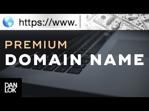 The Power Of A Premium Domain Name - High Converting Webinar