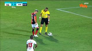 Cúcuta vs. América (3-1) | Liga Aguila 2019-II | Fecha 19