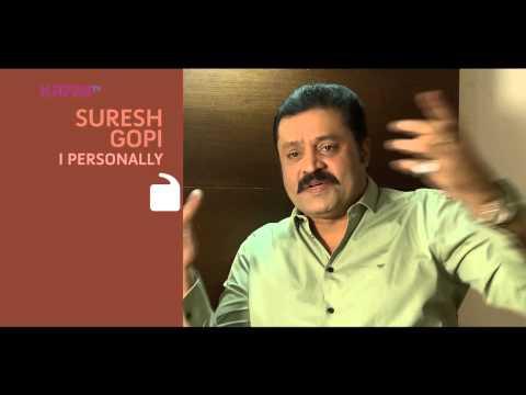 I Personally - Suresh Gopi - Part 3 - Kappa TV