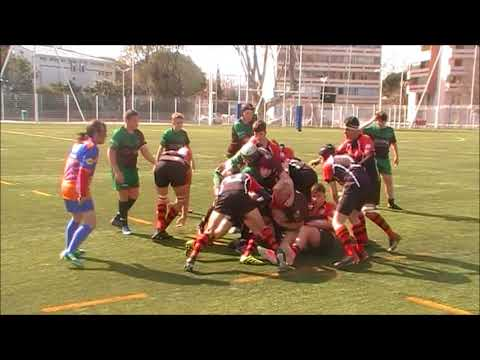 Replay Rugby Cadets US Mourillon vs C.O. Berre Match Championnat Toulon Live TV Sports 2018