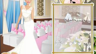 Game for Girls - Barbie Wedding Dress Up Game Video