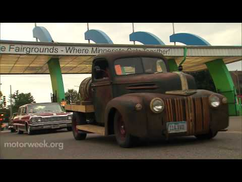 Over The Edge: Back to the Fifties