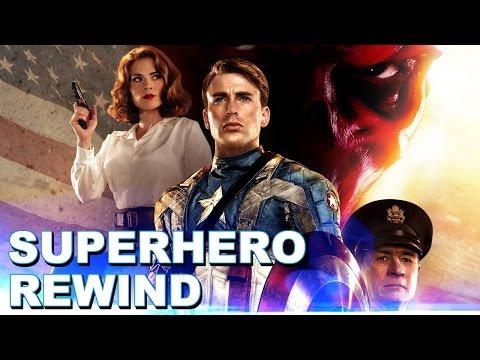 Superhero Rewind: Captain America The First Avenger Review Mp3