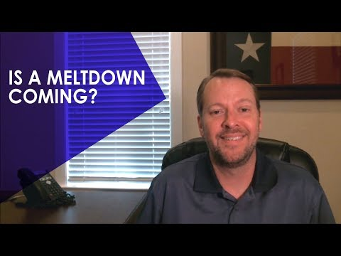 San Antonio Real Estate Agent: Is a meltdown coming?