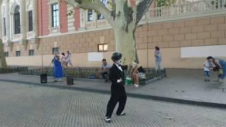 Одесса 2018 Чарли Чаплин - Odesa 2018  (Charlie Chaplin)