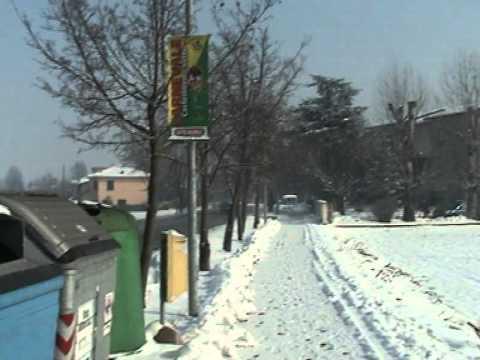 Castelnovo di Sotto (RE) - 5 Febbario 2012 ore 11:00 (circa)