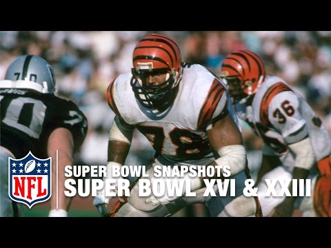 Super Bowl Snapshots: Anthony Munoz Remembers Super Bowl XVI & XXIII | NFL