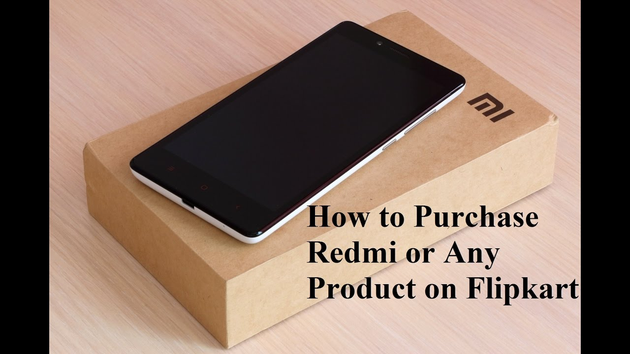 Redmi 3s Prime/Flipkart-How To Purchase any Mobile on Flipkart/Flipkart  Login